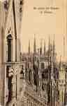 Un saluto dal Duomo di Milano.