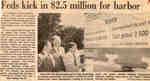 Feds kick in $2.5 million for harbor
