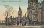 Eastern Gate, Parliament Buildings, Ottawa