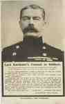 Lord Kitchener's Counsel to Soldiers