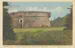 """Martello Tower,"" or Prince of Wales Tower (1796) Halifax, Nova Scotia"