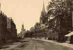 Oxford, All Souls College & St. Marys Church, High St.