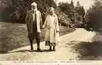 The Late Dr. and Mrs. Alexander Graham Bell, Beinn Bhreagh, Cape Breton, N.S.