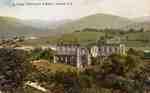 Tintern Abbey from S.E.