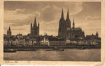 Koln auf Rh. (Cologne on Rhine)