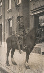 Canadian Army Service Corps mounted soldier 1919