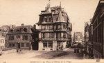 Étretat – La Place et l'Hôtel de la Plage [Étretat – The Square and the Beach Hotel]