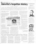 Oakville's forgotten history