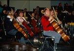 Oakville Symphony in rehearsal