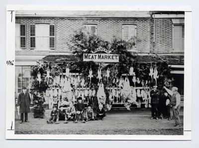 Hillmer's Meat Market
