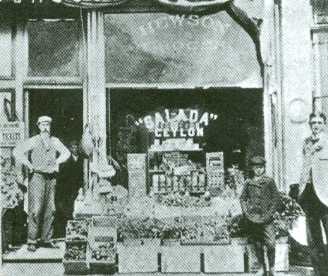 Hewson's Grocery Store