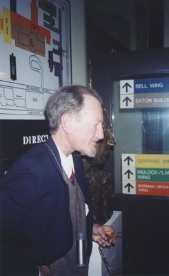 "William ""Bill"" Banting at the Toronto General Hospital"