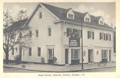 Hotel Gibson