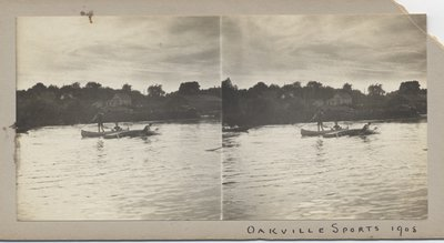 Oakville sports 1908