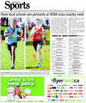 Three local schools win pennants at HDSB cross-country meet