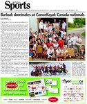 Burloak dominates at CanoeKayak Canada nationals
