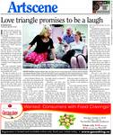 Love triangle promises to be a laugh