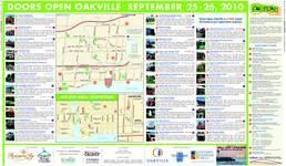 Doors Open Oakville September 25-26, 2010