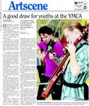 A good draw for youths at the YMCA