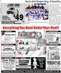 Novice AAA Rangers kings of Kawartha