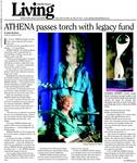 Athena passes torch with legacy fund