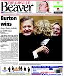 Burton wins: Mayor bests Mulvale by 5,000 votes