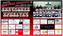Meet the Oakville Hornets Atom B 2010-2011