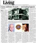 Lions celebrate 75 years-and lasting legacies