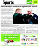 Town's top sportspeople recognized with awards