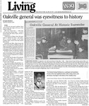 Oakville general was eyewitness to history
