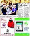 Helping Santa fill wish list for local seniors