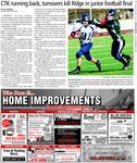 CTK running back, turnovers kill Ridge in junior football final