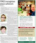 YMCA recognizes peace achievers