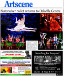 Nutcracker ballet returns to Oakville Centre
