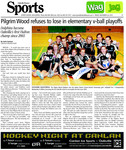 Pilgrim Wood refuses to lose in elementary v-ball playoffs: Dolphins become Oakville's first Halton champ since 2003