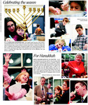 For Hanukkah: with Shaari-Beth El in Halton