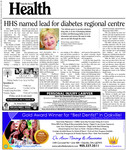 HHS named lead for diabetes regional centre