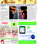 Nightly Christmas concert on Granby Drive