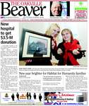 Oakville Beaver, 15 Dec 2010