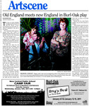 Old England meets new England in Burl-Oak play