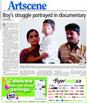 Boy's struggle portrayed in documentary