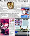 New Oakville bylaw reins in roaming cats