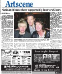 Platinum Blonde show supports Big Brothers/Sisters