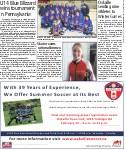 U14 Blue Blizzard wins tournament in Pennsylvania