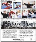Martial arts centre re-opens