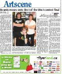 Bounty moves onto Best of the West contest final