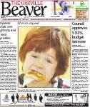 Oakville Beaver9 Mar 2011