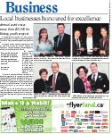 Local businesses honoured for excellence