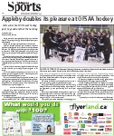 Appleby doubles its pleasure at OFSAA hockey: Girls win school's first-ever gold, boys add another the next day