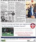 St. Vincent guts out win in Halton final
